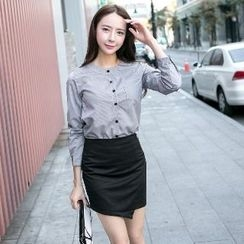 Romantica - Set: Blouse + Pencil Skirt