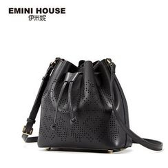 Emini House - Perforated Bucket Bag