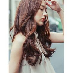 pinkage - Hair Extension - Wavy (3 pcs)