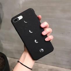 Hachi - 月亮手机壳 - iPhone 7 / 7 Plus / 6s / 6s Plus
