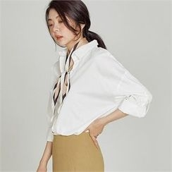 MAGJAY - Tab-Sleeve Shirt