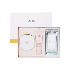 O HUI - Perfect Sun Water Span Special Set: Perfect Sun Water Span SPF 50+ PA+++ 15g + Miracle Moisture Cleansing Foam 40ml + Clear Science Tender Cleansing Sheet 5sheets