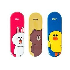 Full House - Line Friends - Pencil Box