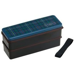 Skater - Tradition Mind Seal Lid 2 Layer Lunch Box