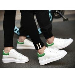 Ireoul - Couple Matching Platform Sneakers