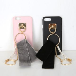 DABAGIRL - Detachable-Keyring iPhone 6 / 6 Plus / 7 / 7 Plus Case