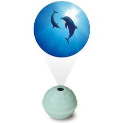 DREAMS - Projector Ocean (Aqua Green / Dolphin)