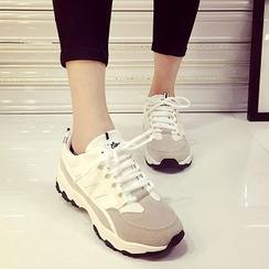 Solejoy - 配色运动鞋