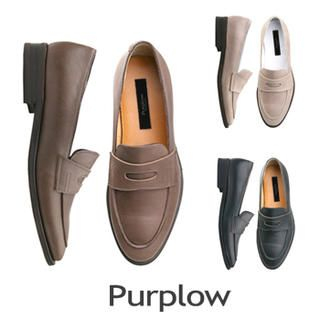 Purplow - Penny Loafers