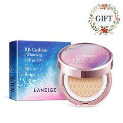 Laneige - Holiday BB Cushion Whitening SPF50+ PA+++ 15g