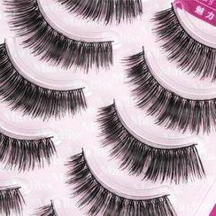 Marlliss - Eyelash (S-9) (5 pairs)