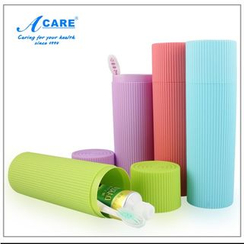 Acare - Travel Toothbrush Container