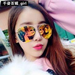 MOL Girl - Aviator Sunglasses