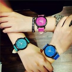 Bingle - Glittered Strap Watch