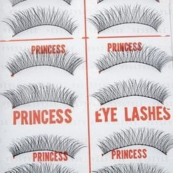 Princess Lee - Eyelash (Cross 6 Black)