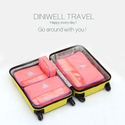 OH.LEELY - Set of 4: Travel Organizer