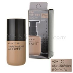 Kate - Powderless Liquid SPF20 PA++ #BR-C