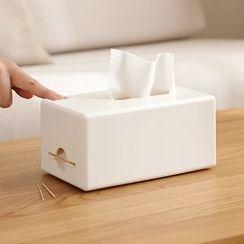Lazy Corner - Tissue Box