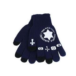 DABAGIRL - 印花針織手套
