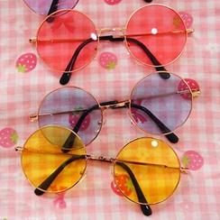 Rega - Round Sunglasses