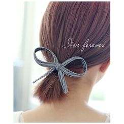 Miss21 Korea - Inset Wire Ribbon Hair Band