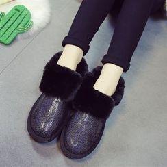 QQ Trend - 闪闪雪靴