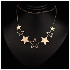 Claudette - Star Necklace