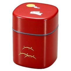 Hakoya - Hakoya Tea Caddy Aka Usagi