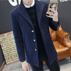 Bay Go Mall - Woolen Coat