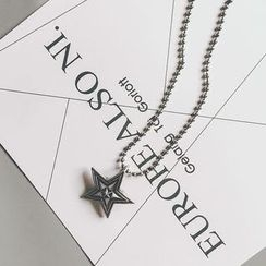 Ticoo - Star Pendant Necklace