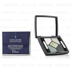 Christian Dior 迪奧 - Kingdom of Colors 5 Couleurs Couture Colors and Effects Eyeshadow Palette (#466 House of Greens) (Limited Edition)
