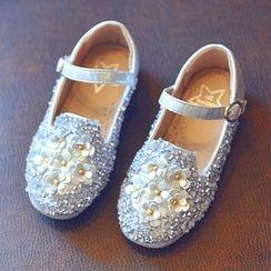 BOOM Kids - Kids Embellished Flats