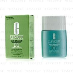 Clinique 倩碧 - Anti-Blemish Solutions BB Cream SPF 40 - Medium Deep (Combination Oily to Oily)
