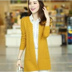 Weaverbird - Long Cardigan