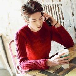 Simsam - Plain Sweater