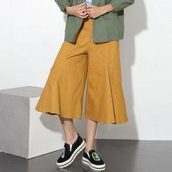 Ultra Modern - 纯色裙裤