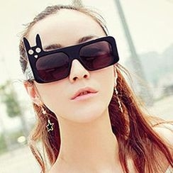 Sunny Eyewear - Rabbit Square Sunglasses