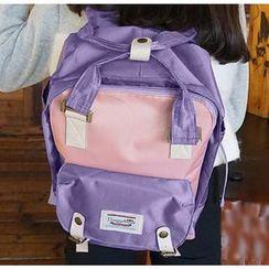 LMWZ - Square Backpack
