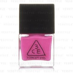 3 CONCEPT EYES - Nail Lacquer (Neon Pink)