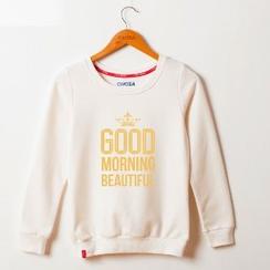 Onoza - Lettering Pullover