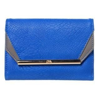 ans - Patent Trim Wallet