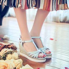 Pastel Pairs - 船跟涼鞋