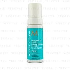 Moroccanoil - Curl Control Mousse (For Curly to Tightly Spiraled Hair)