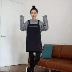 BZY - Plain Jumper Dress