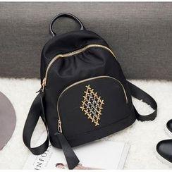 Bluebird - Studded Backpack