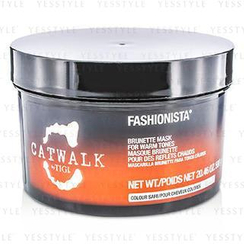 Tigi - Catwalk Fashionista Brunette Mask (For Warm Tones)