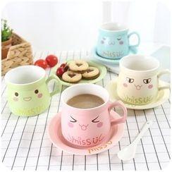Momoi - Couple Matching Cartoon Cup