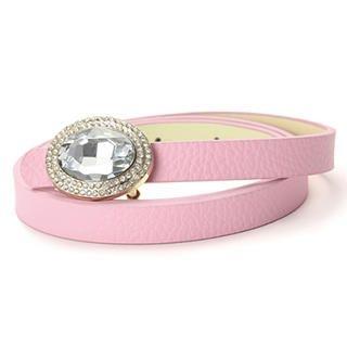 O.SA - Jeweled Slim Belt