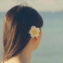 Roseline - 碎花髮夾