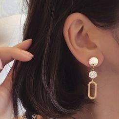 Kulala - Non-Matching Drop Earrings